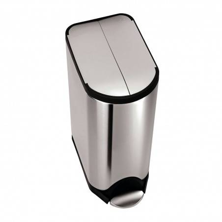 Simplehuman Butterfly Pedal Bin 30 L - Mimocook
