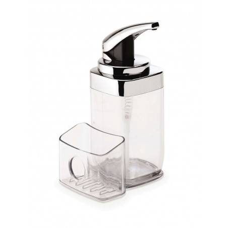 Simplehuman Square Push Pump with Caddy - Mimocook