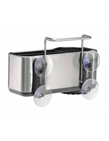 Simplehuman sink caddy brushed...