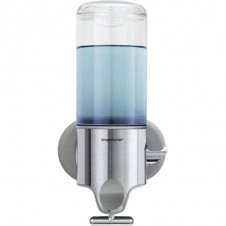 Simplehuman Wall Mount Pump, Stainless Steel - Single - Mimocook