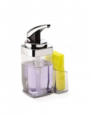 Simplehuman Square Push Pump with Caddy
