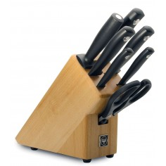 Wusthof Silverpoint Knife block 7 pc. set