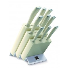Wusthof Classic Ikon Knife block 9 pc. set