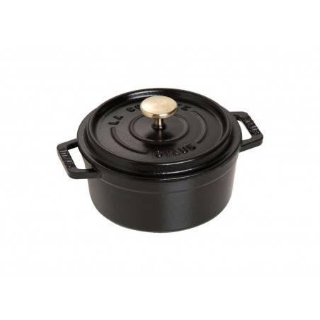 Staub Round Cocotte Pot 12 cm - Mimocook
