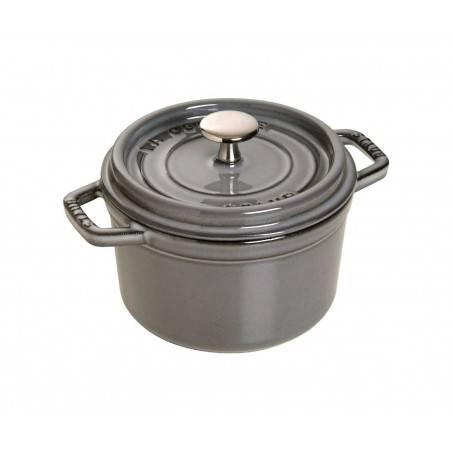 Staub Round Cocotte Pot 16 cm - Mimocook