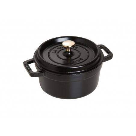 Staub Round Cocotte Pot 20 cm - Mimocook