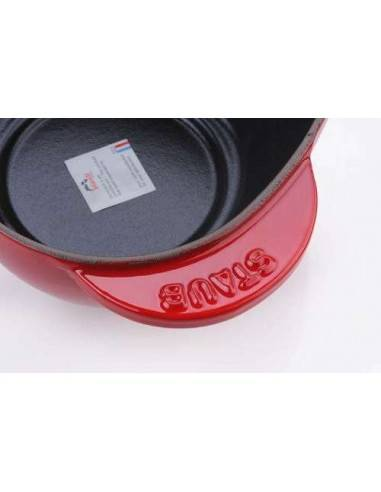 Staub Heart Shaped Cocotte 20 cm - Mimocook