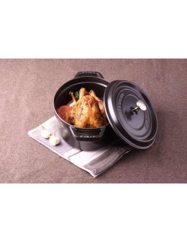 Staub Oval Cocotte Pot 17 cm - Mimocook