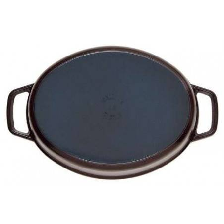 Staub Oval Cocotte Pot 33 cm - Mimocook