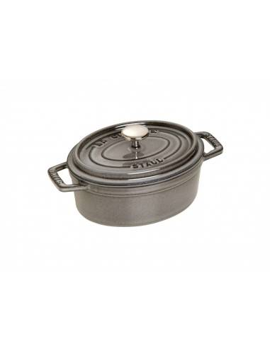 Staub Oval Cocotte Pot 15 cm - Mimocook