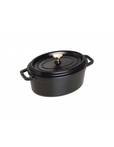 Staub Oval Cocotte Pot 23 cm