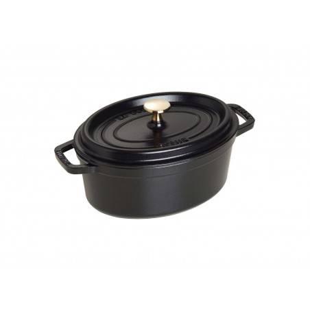 Staub Oval Cocotte Pot 23 cm - Mimocook