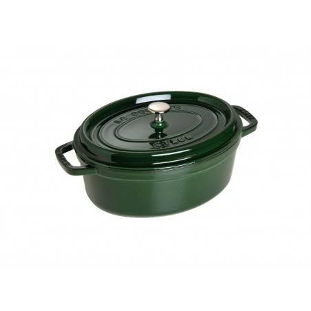 Staub Oval Cocotte Pot 31 cm - Mimocook