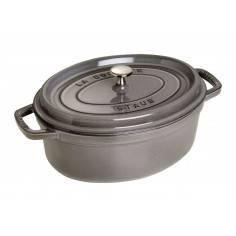 Staub Oval Cocotte Pot 33 cm
