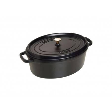 Staub Oval Cocotte Pot 41 cm - Mimocook