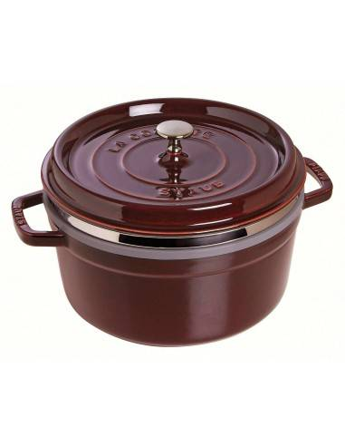 Staub Cocotte With Steamer 26cm - Mimocook