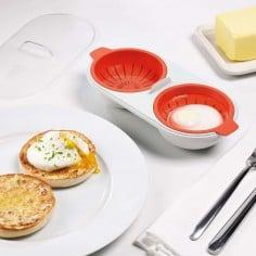 M-Cuisine Escalfador de ovos no microondas Joseph Joseph