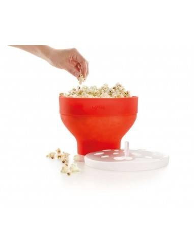 Lékué Microwave Popcorn Maker