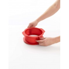 Forma redonda desmontável 15cm Duo Lékué