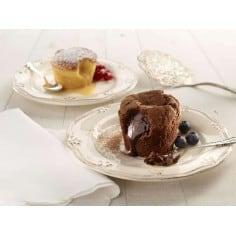 Conjunto 6 formas petit gâteau Lékué