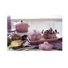 Set de 2 mini cocottes flor da Le Creuset