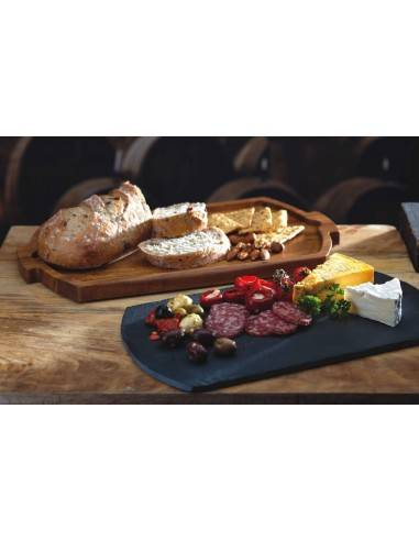 Kitchen Craft Artesà Combination Serving Board Tray - Mimocook
