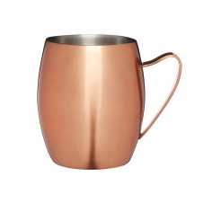Caneca de cor cobre Bar Craft Kitchen Craft