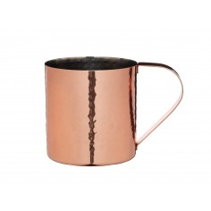 Caneca de cor cobre martelado Bar Craft Kitchen Craft