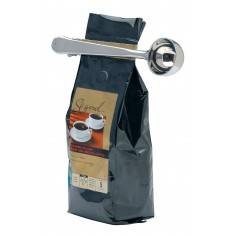 Kitchen Craft LeXpress Stainless Steel Coffee Measure and Bag Clip