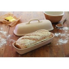 Kitchen Craft Home Made Rectangular Bread Baking Cloche