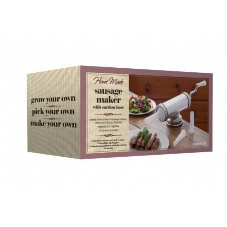 Kitchen Craft Home Made Sausage Maker - Mimocook