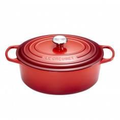 Le Creuset Cocotte Cast Iron Oval Casserole 17cm