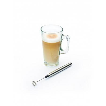 Kitchen Craft Le Xpress Stainless Steel Drinks Frother - Mimocook