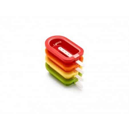 Lékué Stackable popsicles molds 4 unit kit - Mimocook
