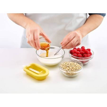 Kit 4 Moldes empilháveis para gelado Lékué - Mimocook