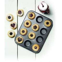 Forma perfurada para muffins Master Class KitchenCraft