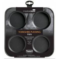Kitchen Craft Master Class Non-Stick Yorkshire Pudding Pan