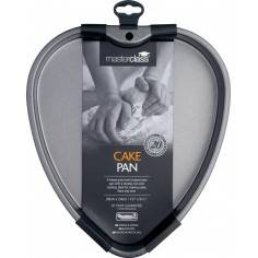 Kitchen Craft Master Class Non-Stick Heart Shaped Cake Pan