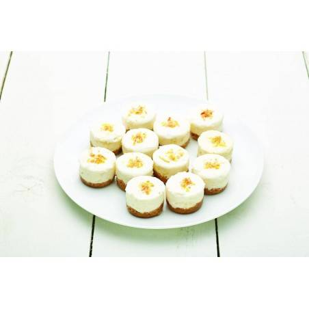 Forma antiaderente 20 buracos fundos amovíveis Master Class Kitchen Craft - Mimocook