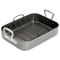 Kitchen Craft Master Class Non-Stick Roasting Pan with Handles