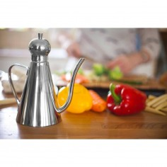 Kitchen Craft Master Class Premium Quality Stainless Steel Oil Drizzler