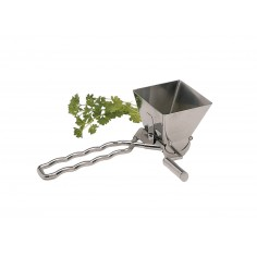 Kitchen Craft Master Class Deluxe Stainless Steel Herb Mill - Mint Cutter