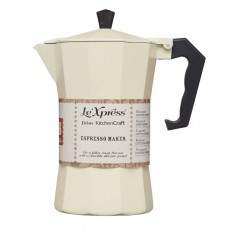 Kitchen Craft LeXpress Italian Style  Espresso Coffee Maker