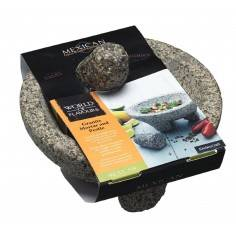 Kitchen Craft World of Flavours Mexican Granite Mortar and Pestle