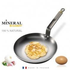 Frigideira para omeletes Mineral B Element da De Buyer