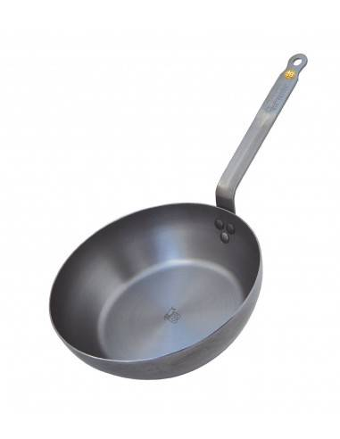 De Buyer Mineral B Element country fry pan - Mimocook