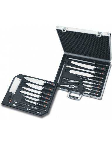Wusthof Classic Extreme Chef's 25 Piece Attach Set - Mimocook