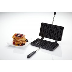 Kitchen Craft Non Stick Waffle Maker