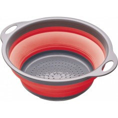 Kitchen Craft Colourworks  Collapsible Colander with Handles