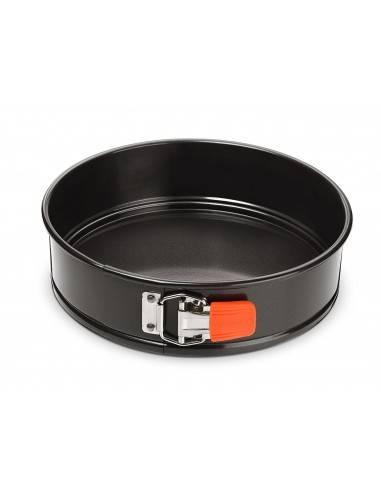 Le Creuset Toughened Non-Stick Bakeware Springform Round Cake Tin - 24 cm